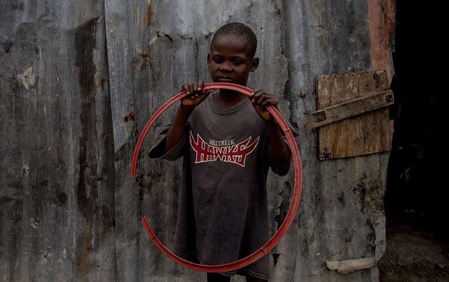 Игрушки на Гаити