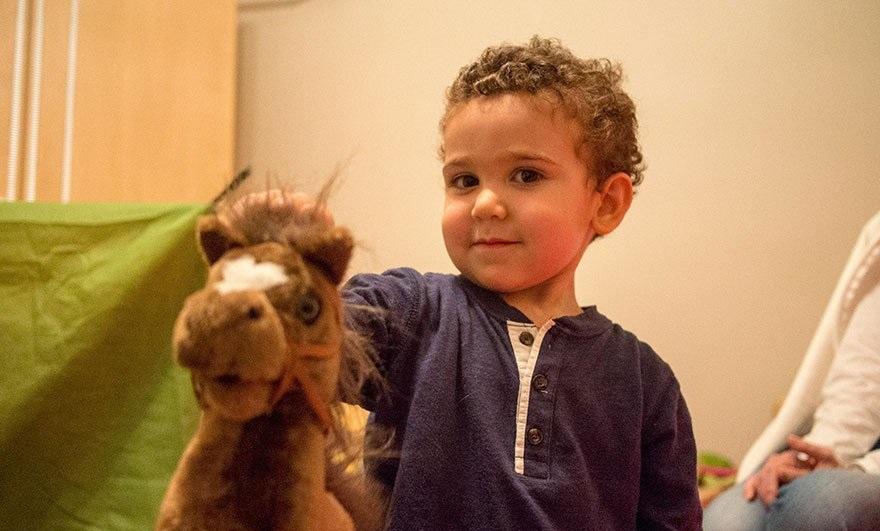 В Иордании такие игрушки