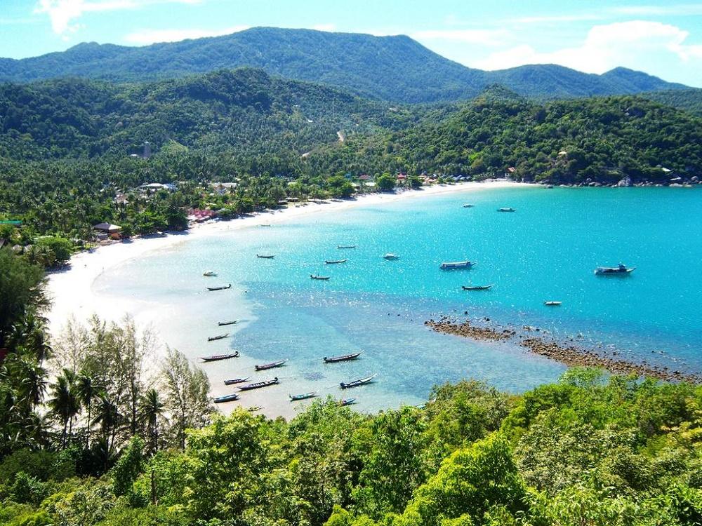 Пляж Тхонг Най Пан Ной