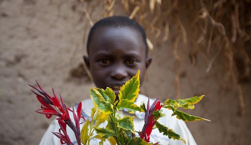 Игрушки детей из Руанды
