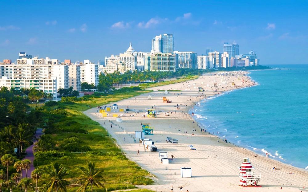 Саут-Бич считается лучшим в Маями