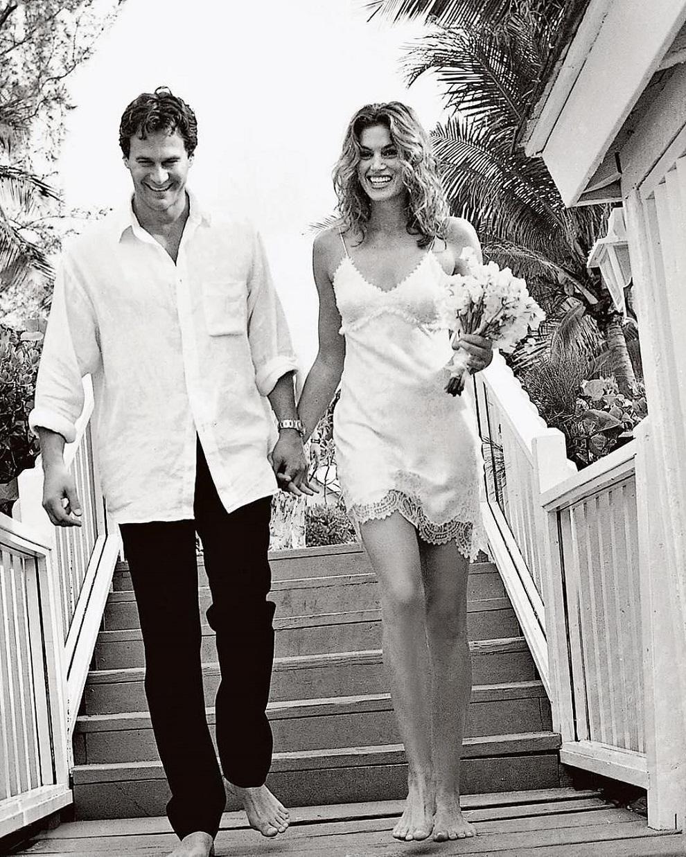 Синди и Рэнди поженились 20 лет назад