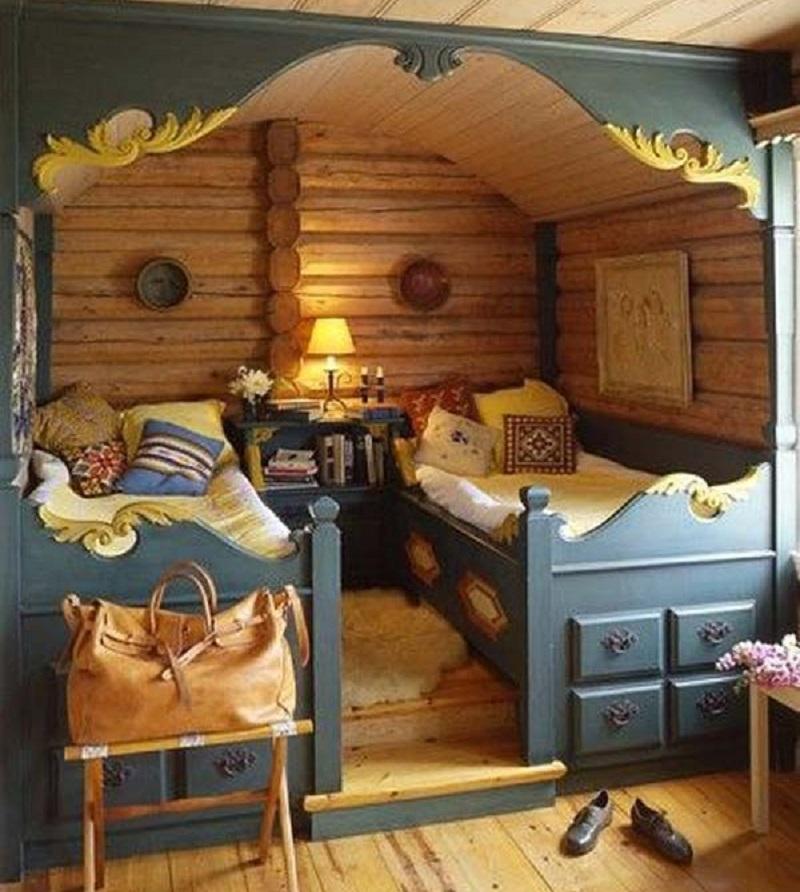 Спальня из сказки