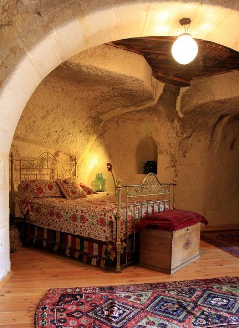 Спальня в стиле Княжеской Руси