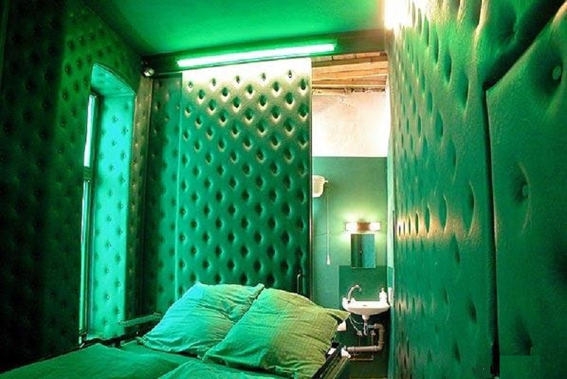 Спальня-палата