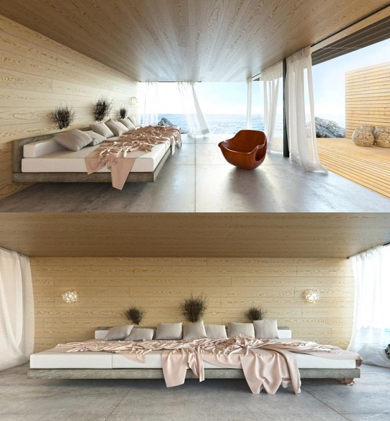Спальня для Белоснежки