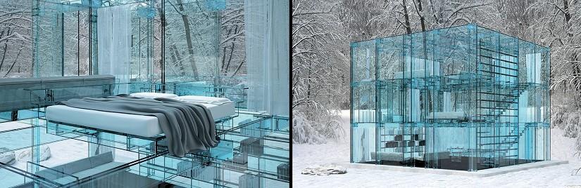 Необычные спальни: самые оригинальные дизайнерские решения