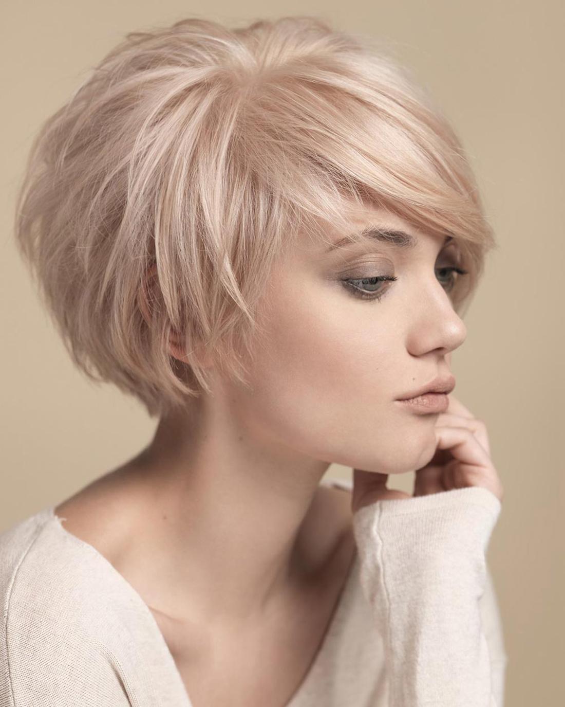 Модные тренды в причёсках