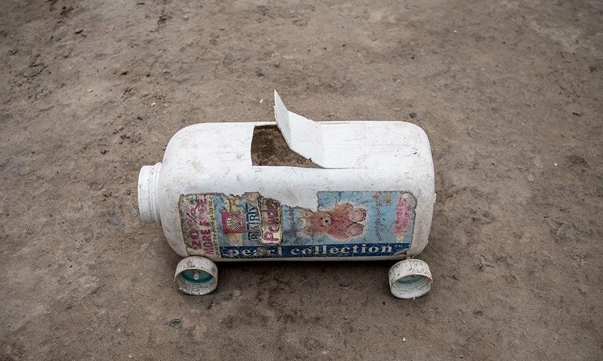 Игрушечный автомобиль Зимбабве
