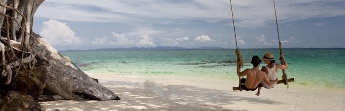 Самые красивые фотографии мировых пляжей