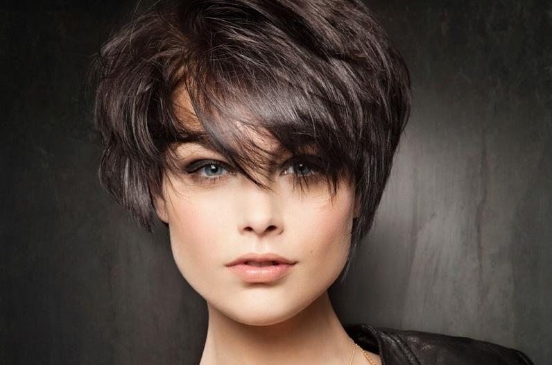 Короткие волосы делают женщину стильной