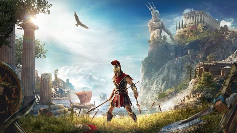 Юнисофт анонсировала Assassin's Creed Odyssey