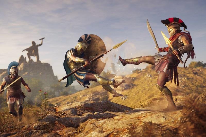 Assassin's Creed Odyssey показал первый трейлер