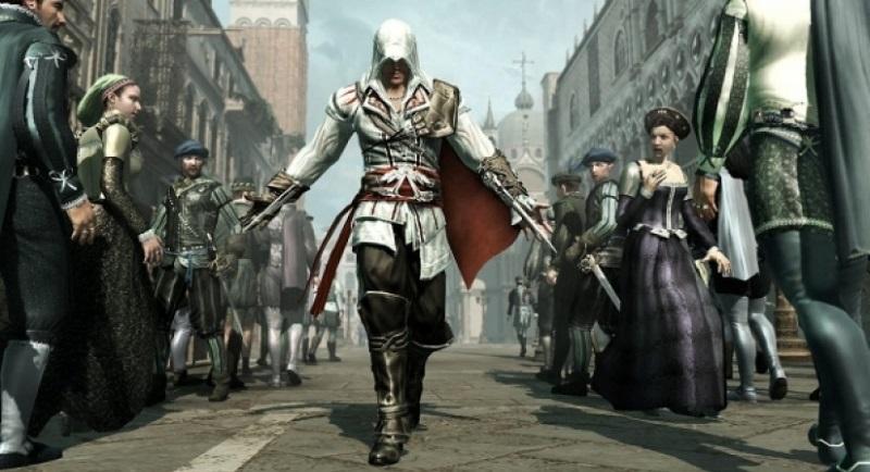 Первый трейлер Assassin's Creed Odyssey показали во время Е3 2018