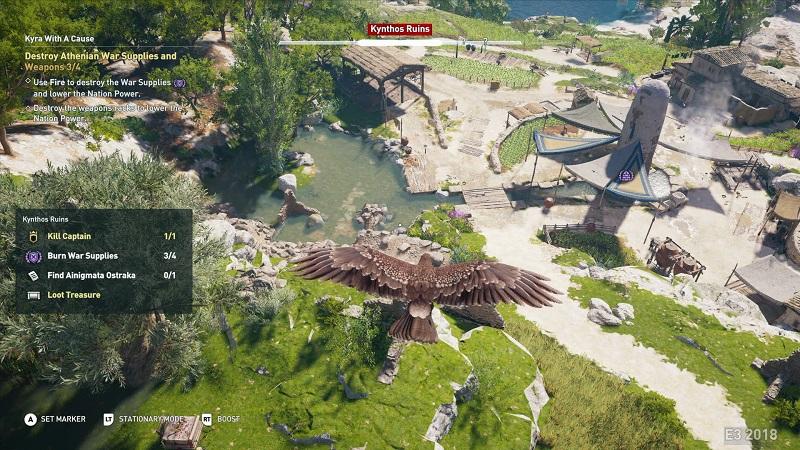 Assassin's Creed Odyssey выйдет в октябре 2018 года