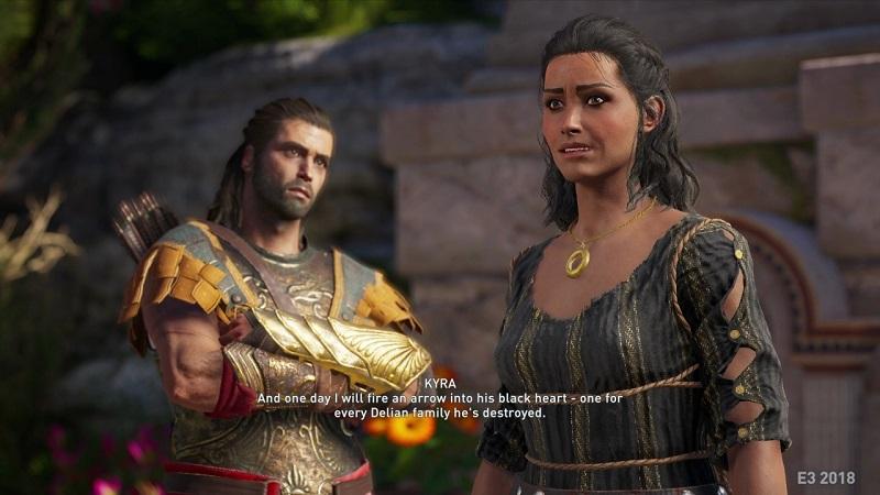 Assassin's Creed Odyssey предлагает отправиться в путешествие по Древней Греции