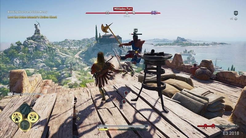В Assassin's Creed Odyssey игроков ждут захватывающие путешествия по морю