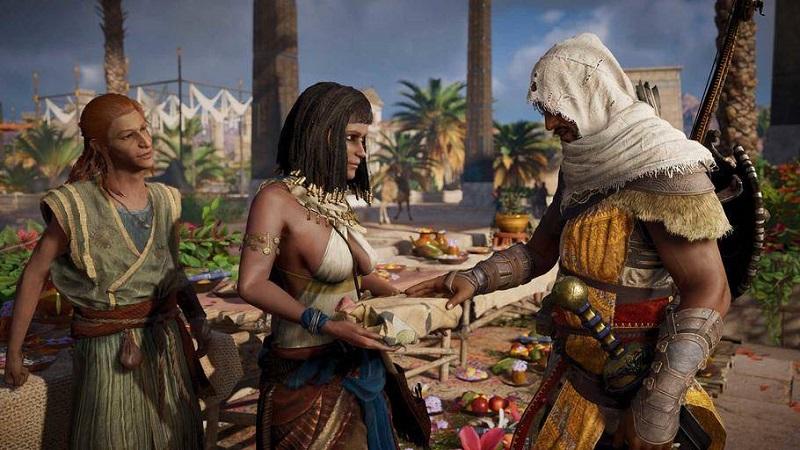 Assassin's Creed Odyssey предлагает отправить в одиссею по Древней Греции