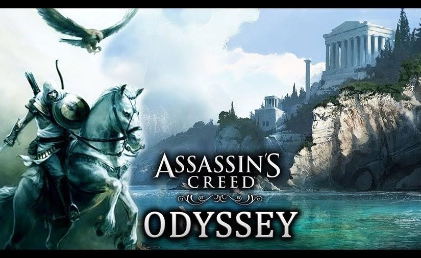 Вышел трейлер Assassin's Creed Odyssey