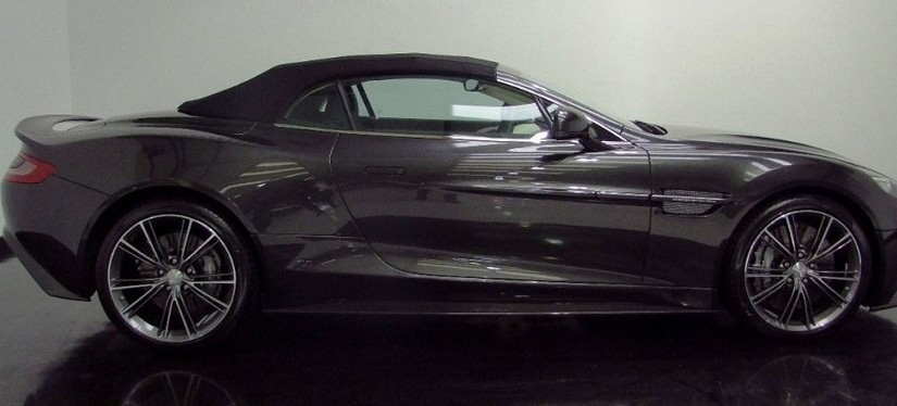 Фото Aston Martin Vanquish: роскошь, мощь и грация в одной модели