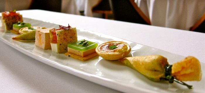Что подают в лучшем ресторане мира. Фото