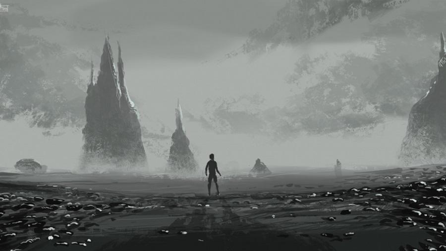 В Death Stranding гласного героя ждут путешествия по земле