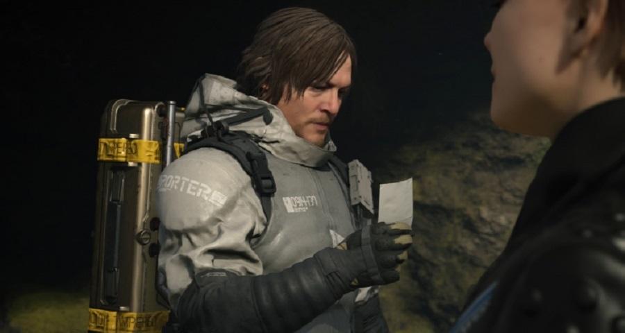 Никто не знает, что в рюкзаке Сэма из Death Stranding