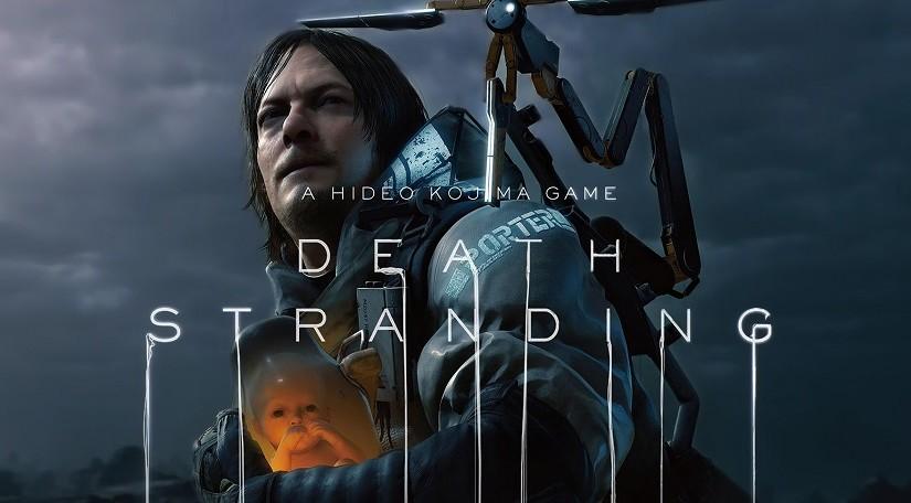 Скрины тизер-трейлера Death Stranding от Kojima Productions