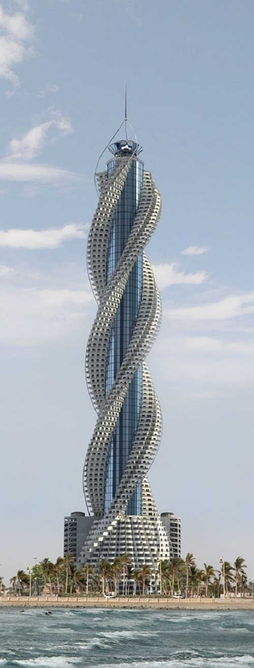 Diamond Tower, Джидда, Саудовская Аравия