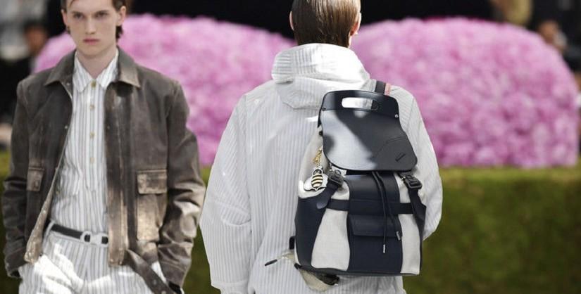 Цветные сны Кима Джонса в новой коллекции для Dior Homme весна-лето 2019