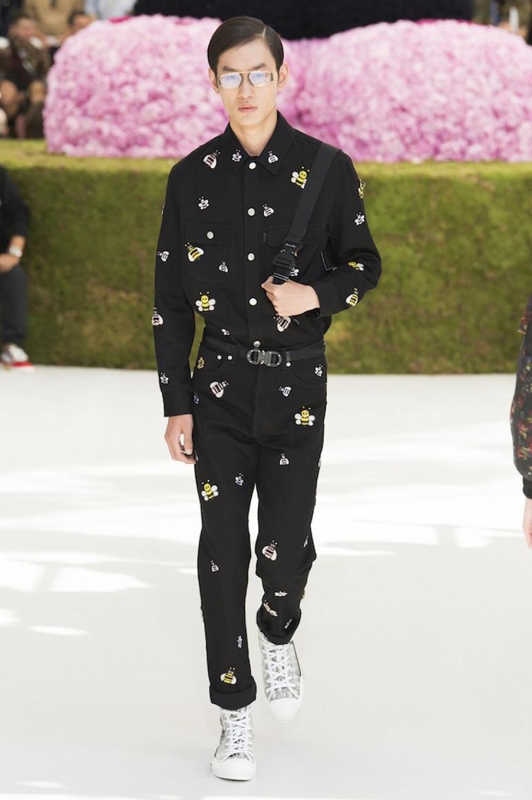Dior Homme весна-лето 2019-33