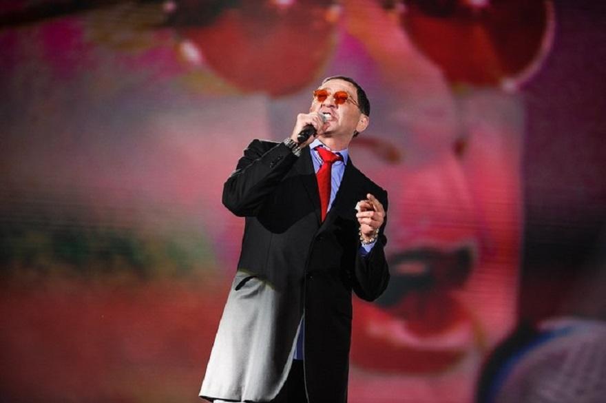 Григорий Лепс стал лучшим исполнителем