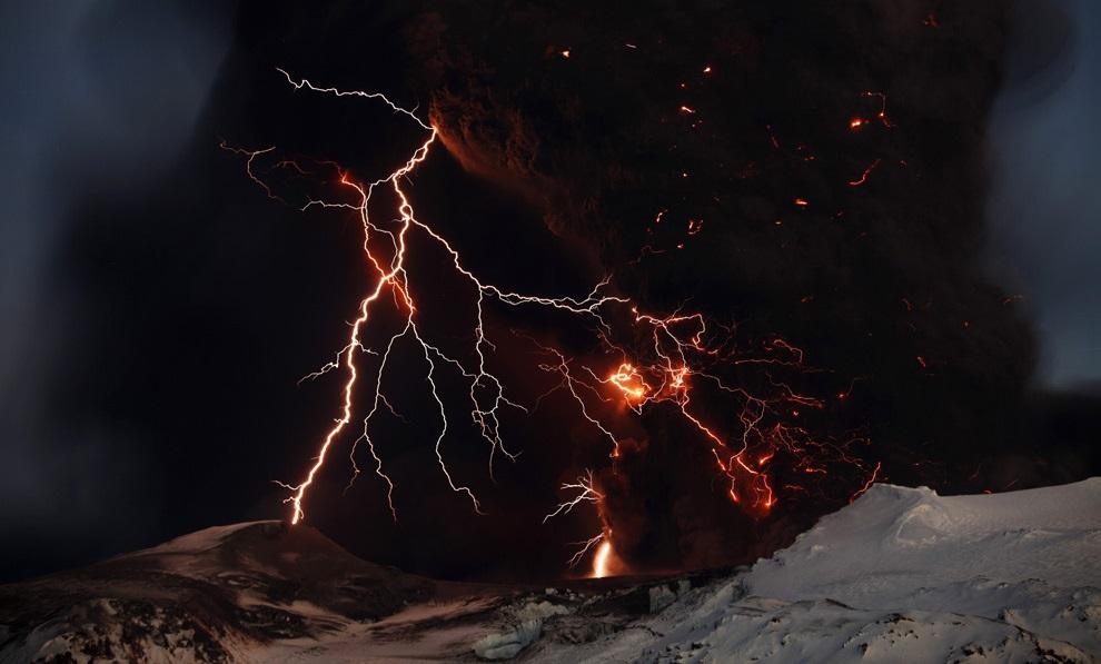 Невероятные фото грозы