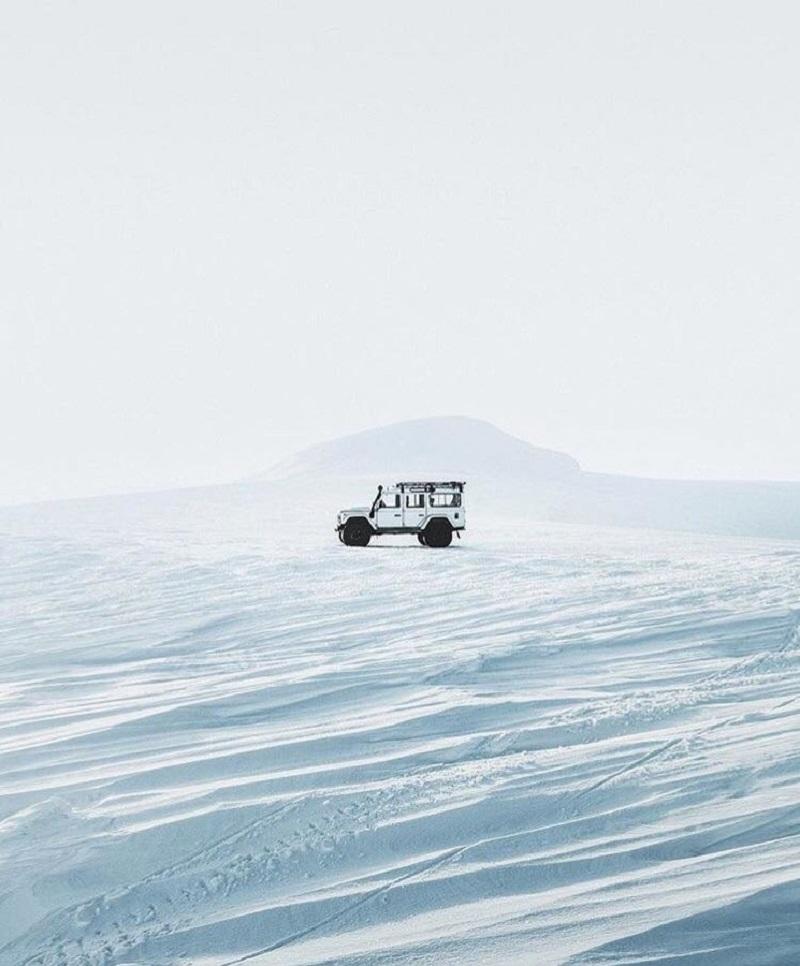 Пейзажи Исландии притягивают