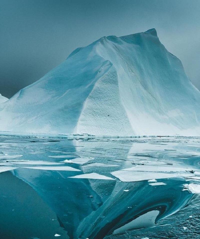 Исландские ледники завораживают