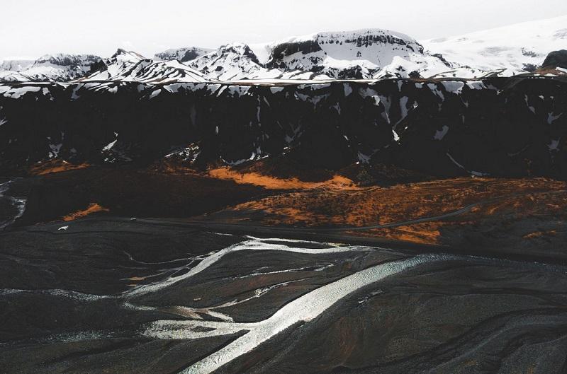 Пейзажи Исландии притягивают к себе