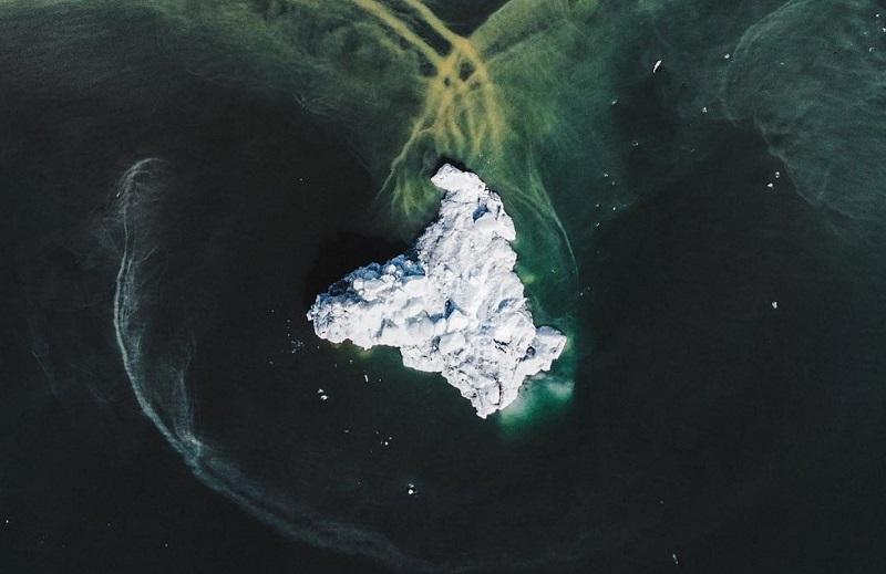 Фото Исландии сделанные беспилотником