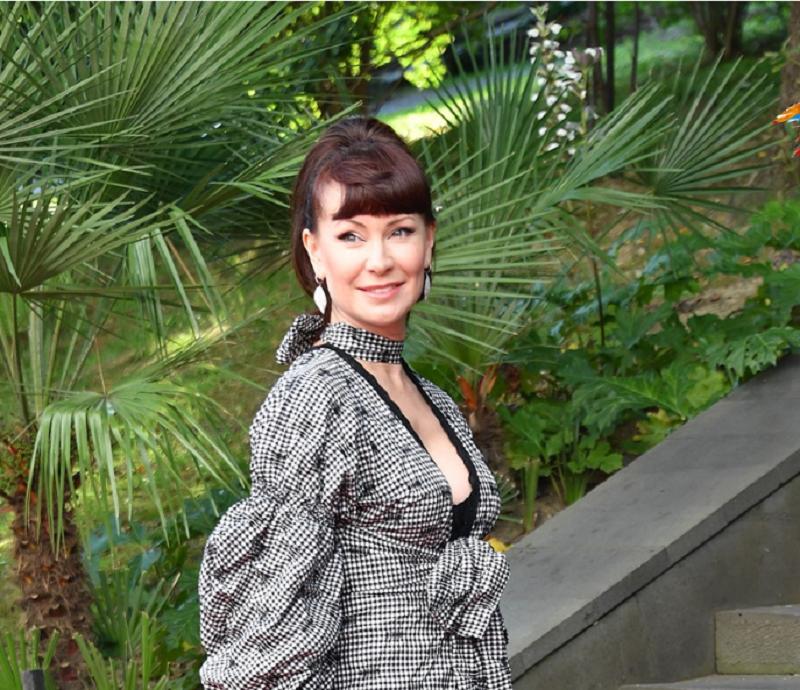 Нонна Гришаева также приехала на фестиваль