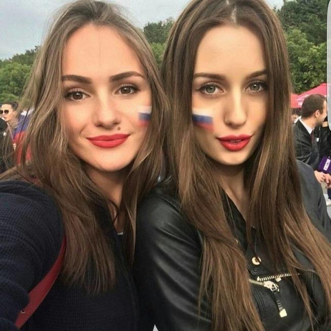 Красивые болельщицы ЧМ 2018-11
