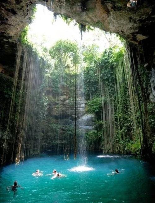 Одно из райских мест на планете