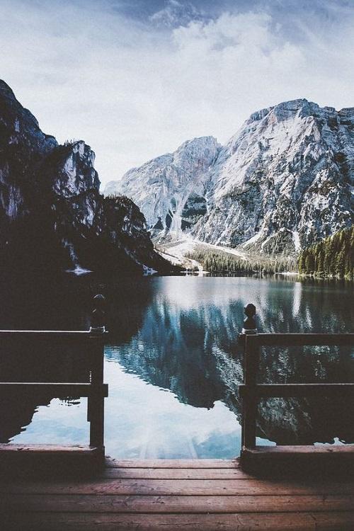Этот спокойный тихий уголок для отдыха