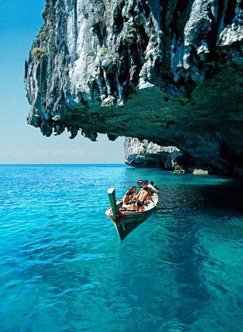 Красиво и спокойно: о чём ещё можно мечтать во время отпуска