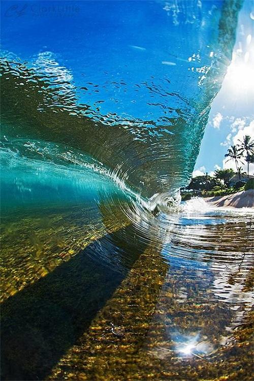 Один момент из жизни моря