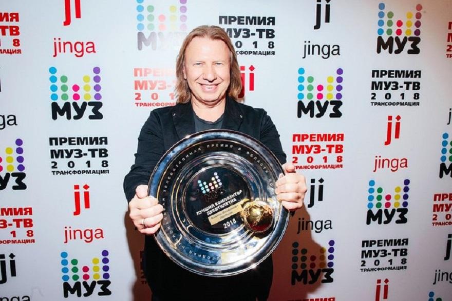 Лучшим композитором десятилетия стал Виктор Дробыш