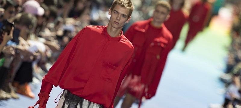 Лучшие модели новой коллекции мужской одежды Louis Vuitton от Вирджила Абло