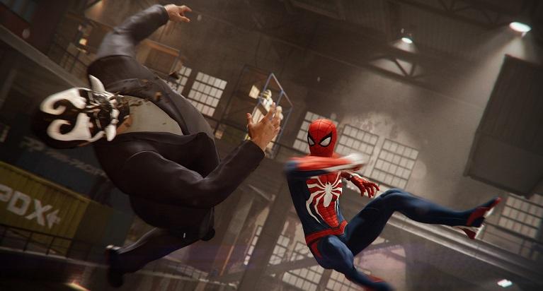 Marvel's Spider-Man - новый  приключенческий экшн