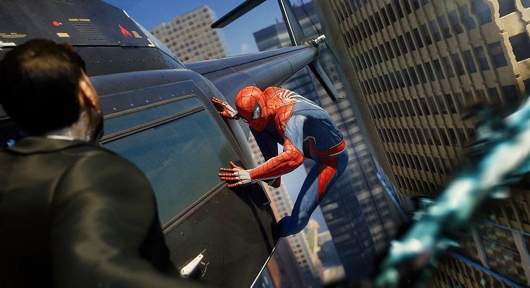 Marvel's Spider-Man разработала компания Сони