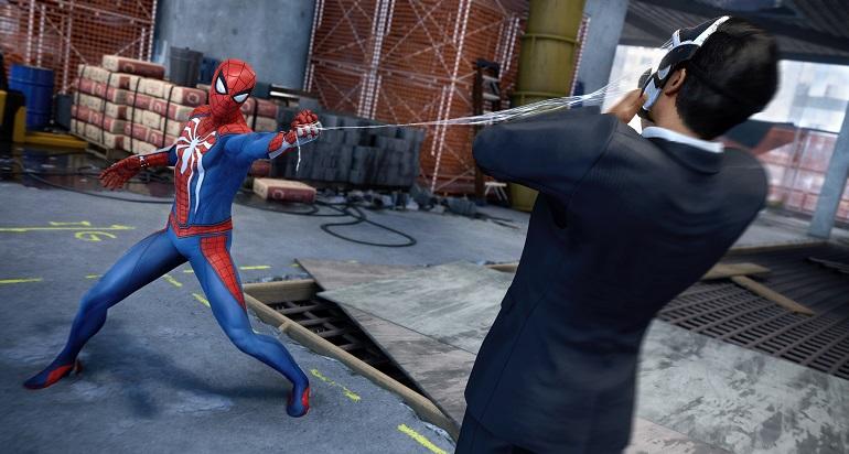 Marvel's Spider-Man расскажет историю супер-героя в Нью-Йорке