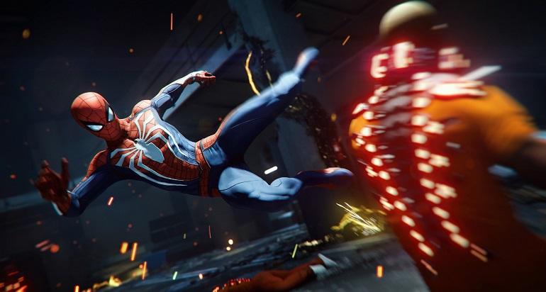 Новый тизер Marvel's Spider-Man был показан в рамках Е3 2018