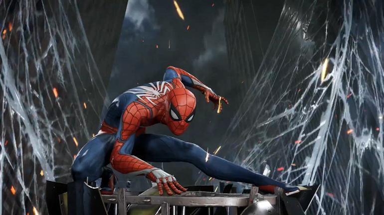 Человек-Паук продолжает плести паутины для здодеев